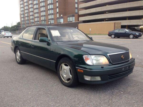 Used 1999 Lexus LS