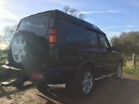 Land Rover Discovery XS TD5 7 seater
