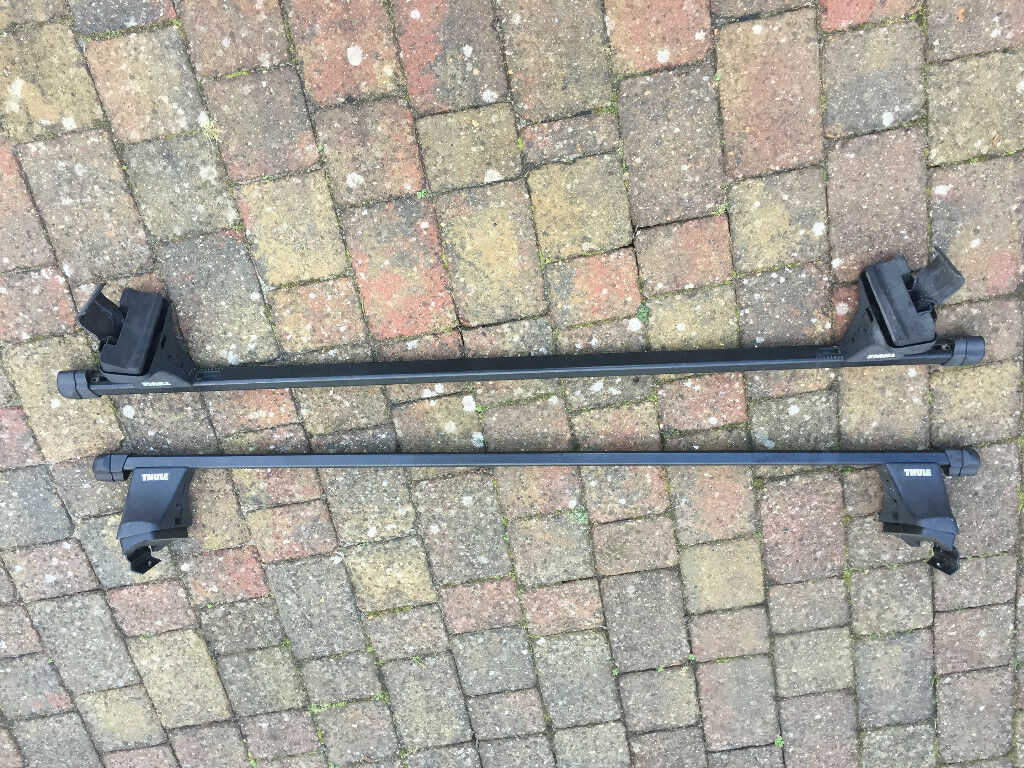 Exodus Roof Bars >> Thule roof bars for VW Golf MK6 | in North Berwick, East Lothian | Gumtree