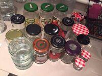 Free Variety of Empty Jars