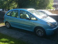 CITREON PICASSO 2 LTR DIESEL