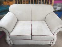 Cream two seater couch FREE