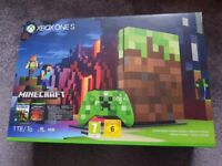 Xbox One S Minecraft Special Edition 1TB