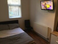 Luxury ,beautiful holiday studio flat to let in central coventry