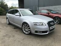 2010 Audi A6 Advant E SE 2.0 Tdi FSH Fully Loaded FINANCE AVAILABLE