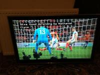 """Samsung 40"""" full HD 3D smart internet tv with built in freeview"""