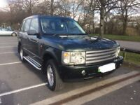 Range Rover, HSE 4x4 5 dr automatic