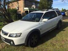 2005 Holden Adventra Wagon LX6 - All luxury options Bligh Park Hawkesbury Area Preview