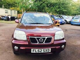 Nissan x trail 2.2 diesel great runner nationwide delivery 1195