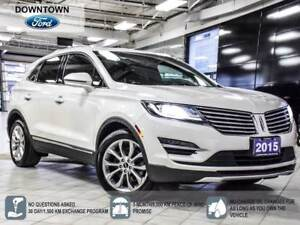 2015 Lincoln MKC Select Plus Pack, Pano roof, Navi