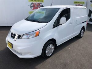 2013 Nissan NV200 Cargo Van. Power Group, Only 81,000km