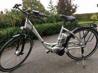 Electric Bike-2011 Kalkhoff Agattu M50cm step through frame