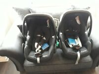 New with tags maxi cosi pebble car seats