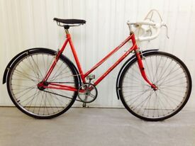 Norton Steel road bike Majestic Condition Fully serviced Brooks Edition