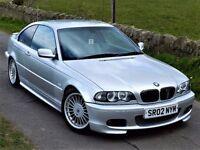 STUNNING! BMW 330 CI M SPORT AUTO 3DR - ALPINA ALLOY WHEELS - FULLY SERVICE HISTORY - 12 MONTHS MOT