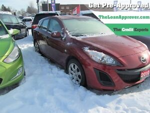 2010 Mazda MAZDA3 SPORT S SPORT *LOW KMS * REDUCED WAS $13475