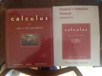 1st year Calculus(for life sciences)