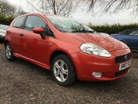 2007 Fiat Grande Punto 1.4 8v Active Sport, only 84k, trade in considered ,credit cards accepted.