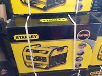 Heavy Duty 6.5HP STANLEY Generator SG-2200 2.2KW