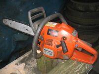 Husqvarna 235 1.8HP. 34cc, chainsaw