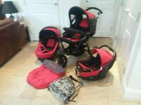 Jane Salolm Pro Travel System