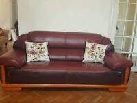 3+2 Seater Sofa and Coffee table