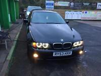 BMW 525i sport auto cash/swap