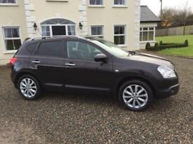 2009 Nissan Qashqai limited edition 2.0DCI Sound & Style ONLY 56800 miles