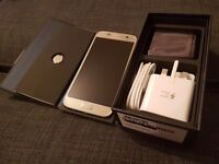 Samsung galaxy s7 - Nearly new. Perfect condition. O2