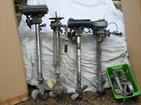 4 XSeagull Outboard Motors