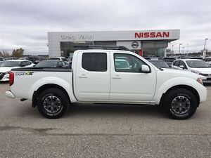2016 Nissan Frontier PRO-4X LEATHER