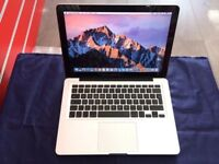"MACBOOK PRO 13"" 2Ghz core 2 duo 2GB RAM 160HDD-2008-COLLECTION FROM E179AP-NO OFFER-L929"