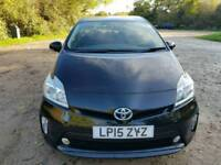 Toyota Pruis 2015 immaculant condition with new PCO