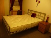 Cambridge city north Spacious Kingsize Room with parking and WiFi, Bills inc