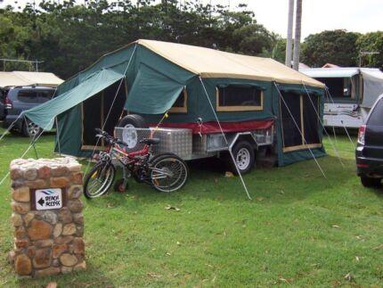 Market Direct Camper Trailer - Off Road Gal Extreme