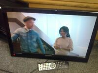 """digihome 22"""" lcd widescreen tv/dvd combo"""