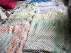 Baby Blankets / Shawls
