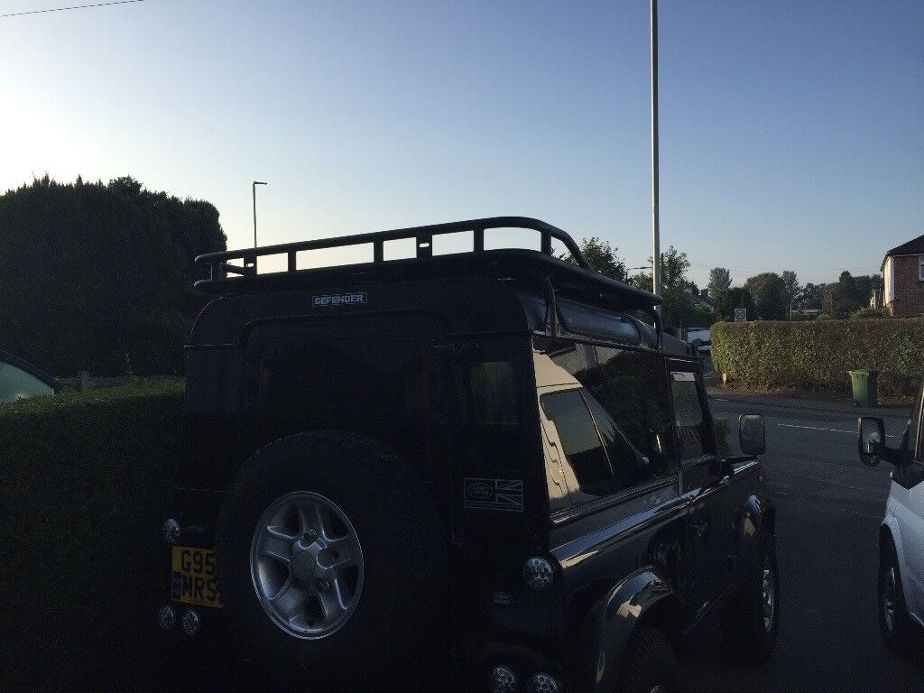 Land Rover Defender Roof Rack