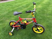 Raleigh first bike, suits 2-5 year old