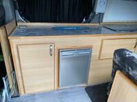 Camper van furniture