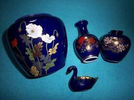 Set of Blue Ornaments IP1