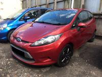 Ford Fiesta 1.4 TDCi Style - 2009, 12 Months MOT, Service History, 2 Keys, £30 Tax, Warranty Inc!