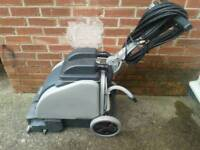 Numatic scrubber drier floor cleaning machine