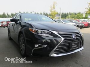 2017 Lexus ES 300h TOURING Package