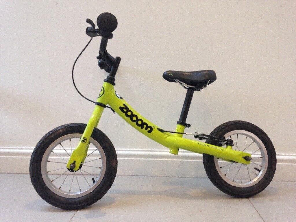 Zooom balance bike