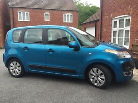 Citroen C3 Picasso Vtr Hdi 5Dr