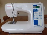 Computerised Janome Sewing Machine - Excellent condition