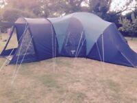 Vango 8 berth tent
