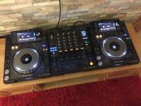 *WANTED* Pioneer CDJ Decks + DJM Mixers - CDJ 2000 Nexus NXS2 CDJ 900 DJM 2000 900 XDJ 1000 DDJ SZ