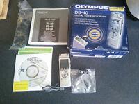 Olympus DS40 Digital Voice Recorder